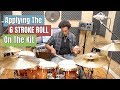 6 STROKE ROLL CHOPS On The KIT mp3