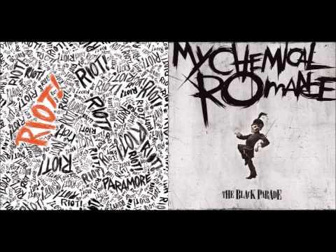 The Sharpest Crush - My Chemical Romance vs Paramore (Mashup)