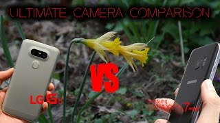 LG G5 vs Samsung Galaxy S7 Edge Ultimate Camera Comparison 4K | UHD [superHDview]