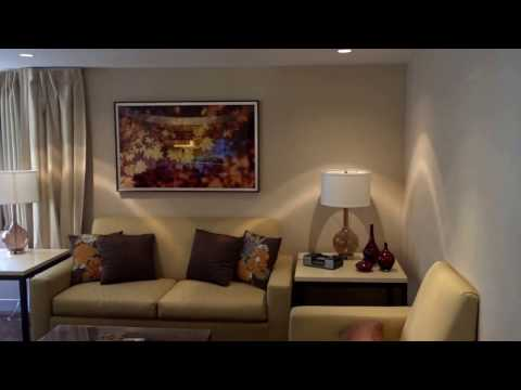 Le Centre Sheraton, Montreal, Canada - Review Of Executive Suite 820