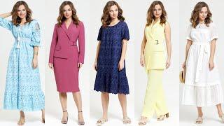 Белорусская женская одежда Teza для возраста 40 и 50 лет