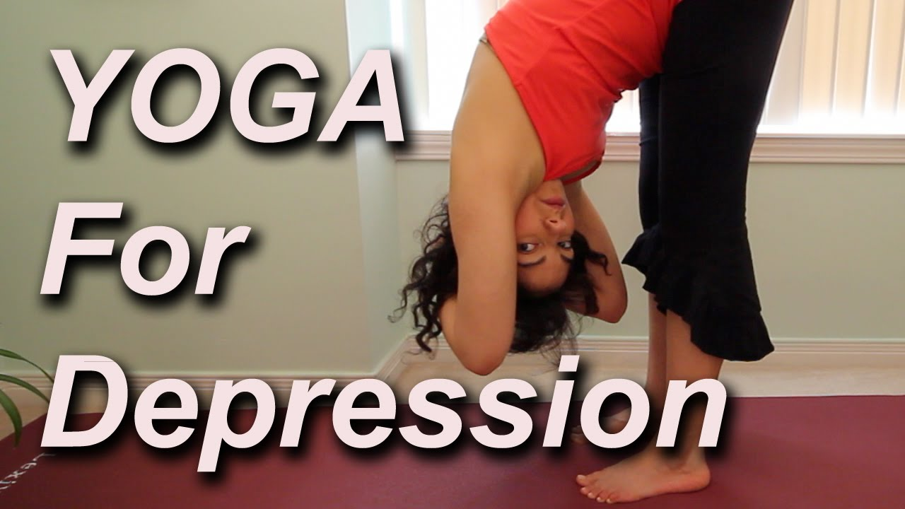 46 Yoga Poses for Depression