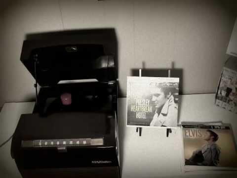 Elvis Presley Young Dreams EPA 4321