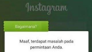 Cara Mengatasi Akun Instagram yang Tidak Bisa Log-in