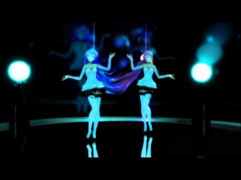[MMD] Megurine Luka & Hatsune Miku - Attempted Girl [HD]