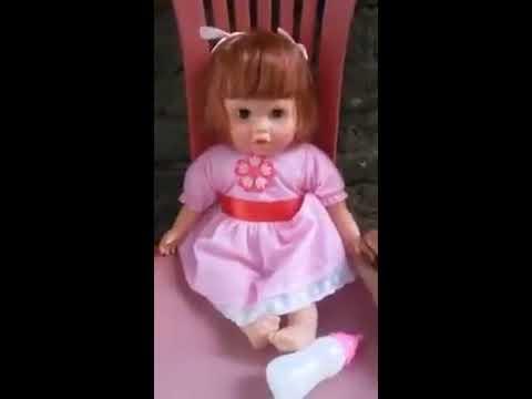 Boneka Happy Baby bisa Ngomong kaya boneka susan - YouTube 1aa25505ef