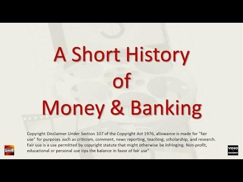 A Short History of Banking
