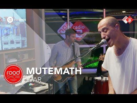 Mutemath - War live @ Roodshow Late Night