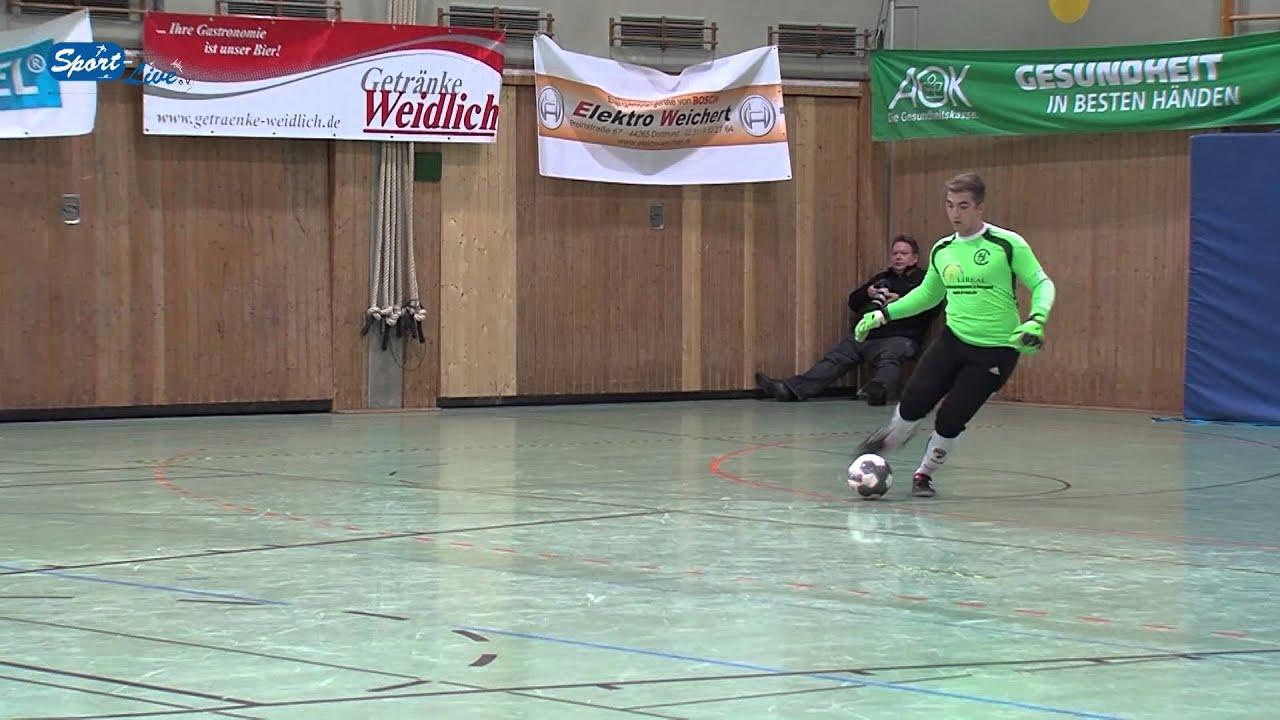 31. Hallenfußballstadtmeisterschaft Dortmund Halle Wellinghofen Teil ...