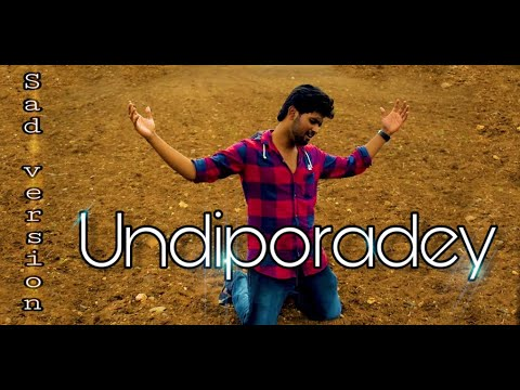Undiporaadhey Sad Version Full Video Song By Jai From Husharu Movie #Hushaaru #SidSriram