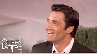 Gilles Marini talks about his Son's Reaction to His Racy Scenes | The Queen Latifah Show