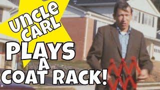 Vintage Home Movie: Uncle Carl Plays a Coat Rack, 1968