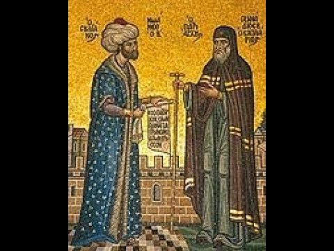 Jesus Christ vs. Muhammad