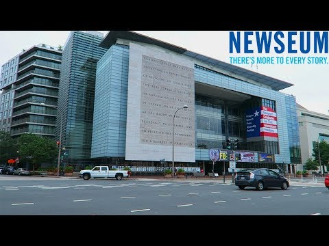 Washington DC: Visiting the Newseum and the American History Museum!