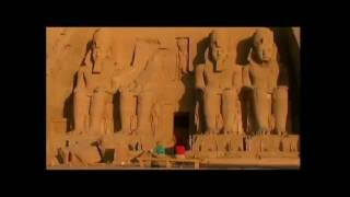 Абу Симбел(Скала на западном берегу Нила, в которой высечены два знаменитых древнеегипетских храма во время правления..., 2013-06-24T17:22:41.000Z)