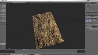 (Blender TUTORIAL) How to create 3D textures, quick and easy realistic look