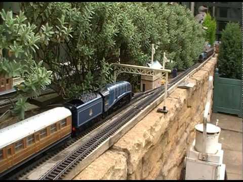 00 Gauge Garden Railway