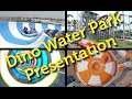 Overview of  Dino Water Park, Thailand / Slides built by Polin Waterparks