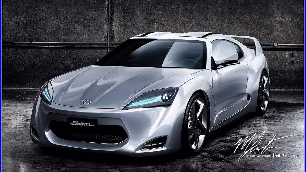 new toyota supra 2019 twin turbo sport car first look - youtube