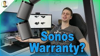 Sonos Warranty Review (From the UK)