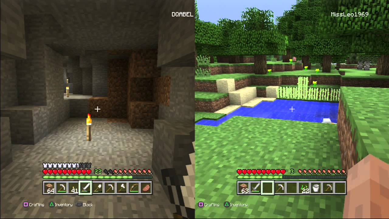 How to play Minecraft multiplayer on PS3 - Quora