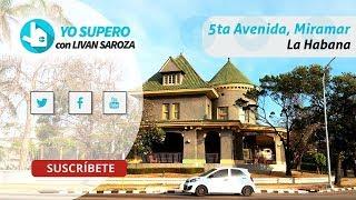 Vive gente rica en Cuba? · 5ta Avenida, la calle de lujo cubana