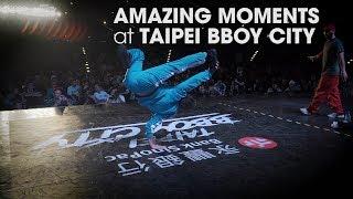 Najlepsze momenty z TAIPEI BBOY City 2018