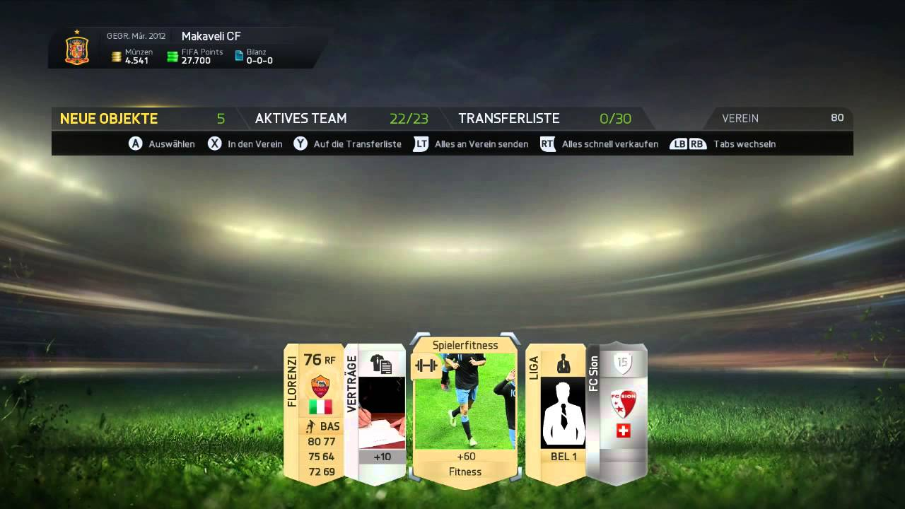 Fifa 15 Ultimate Team Pack Opening 1 Germandeutsch Youtube