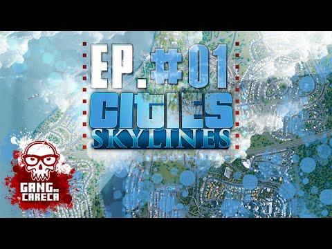 SKYLINES PORTUGAL - O INICIO  EP#34 [2 TEMPORADA]