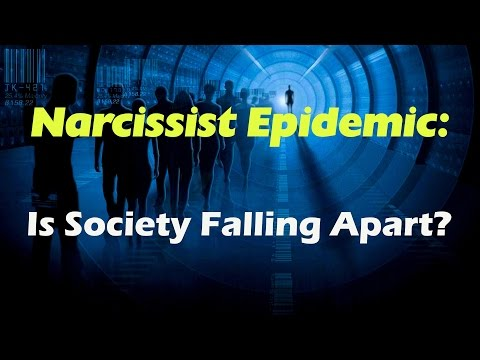 Narcissist Epidemic: Is Society Falling Apart?