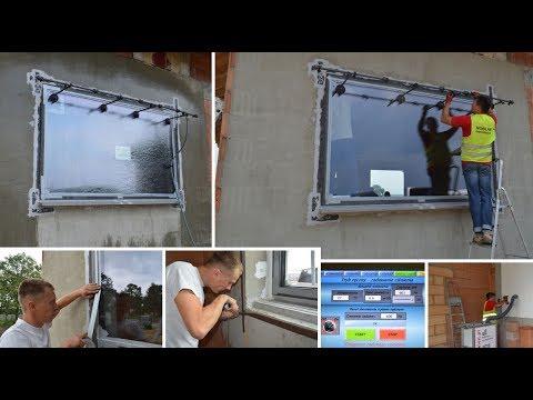 Prawidłowy montaż okien w Rawiczu. Maj.R.