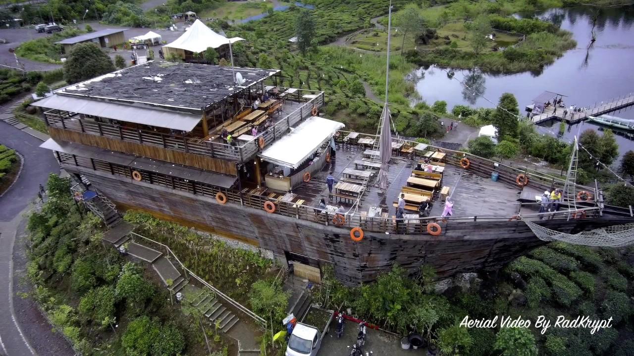 Kapal Pinisi Glamping Lakeside Rancabali Ciwidey Youtube
