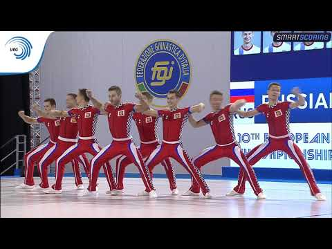 Russia - 2017 Aerobics European Champions, Aero Dance