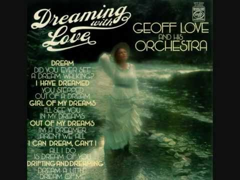 Geoff Love & His Orchestra - Drifting And Dreaming [1976]