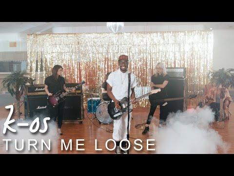 k-os - Turn Me Loose (Official Video)