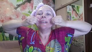 Лимфодренажный самомассаж лица!видео урок!Я и фирма Дерма Сириес!