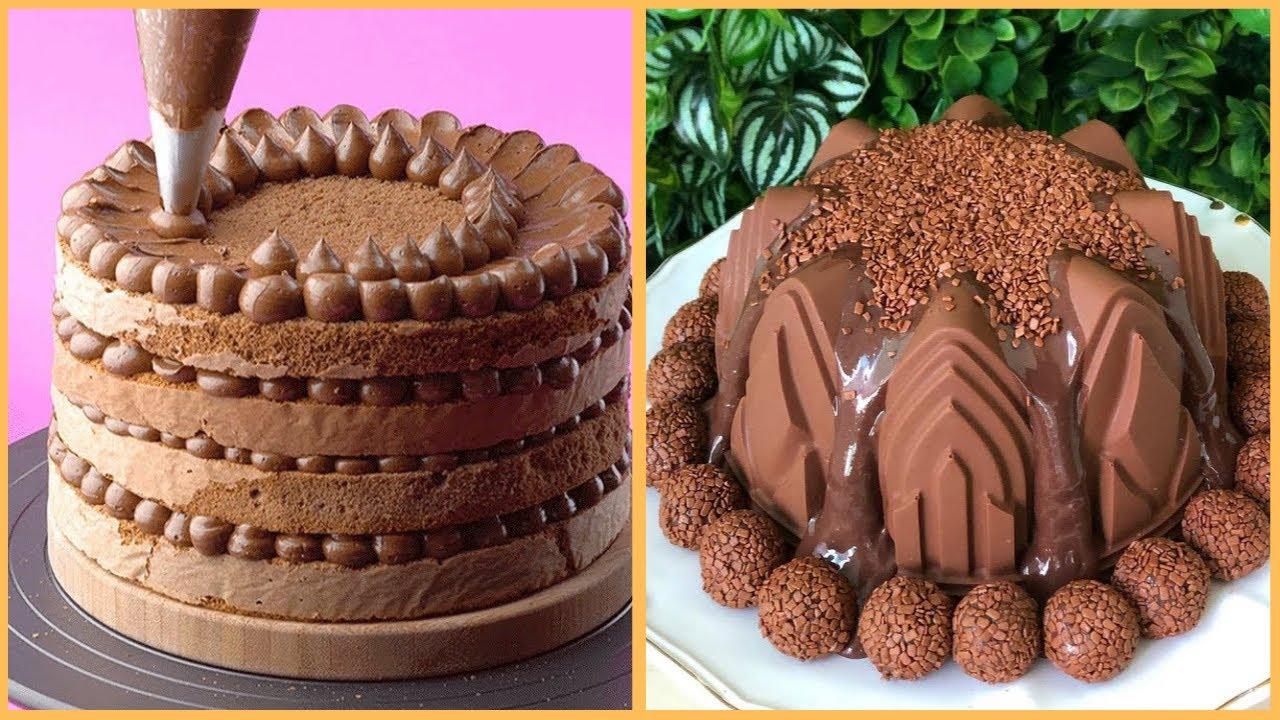 So Yummy Cake Recipes | Yummy Cake Hacks | How To Make Chocolate Cake Decorating Ideas