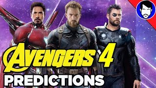 AVENGERS 4 Theories & Predictions - Avengers: Infinity War