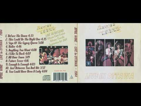 APRIL WINE live in Ottawa, 01.09.1984