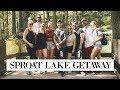 A Weekend @ Sproat Lake | allanaramaa