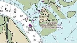 C-22 cruise Stono River to Folly Beach, SC