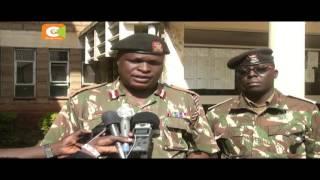 Afisa wa polisi awapiga risasi wenzake wawili Baringo