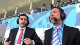 Uruguay 2 Inglaterra 1 El Emocionante Relato De Rodrigo Romano Del Primer Gol De Suarez