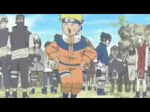 Naruto - Tell Me When to Go