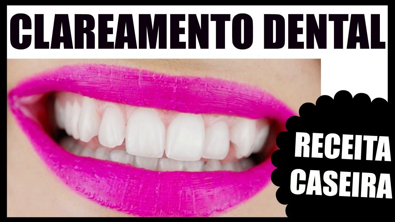 Clareamento Dental Caseiro Para Dentes Amarelos Clareamento Rapido