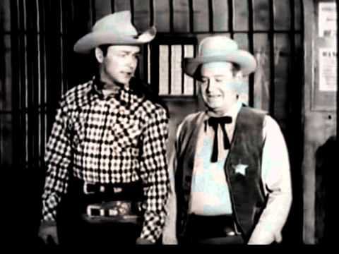 Roy Rogers  RUN A ROUND complete episode