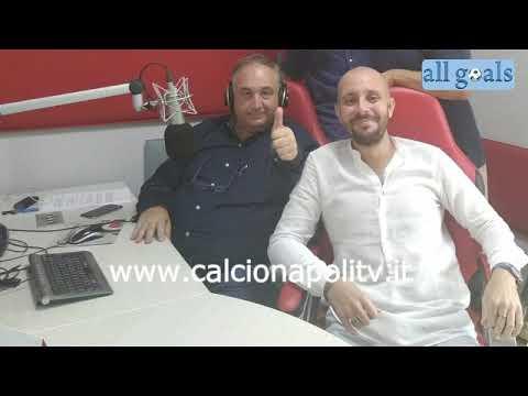 vigilia Napoli-Juventus Punto Nuovo Sport Show – Umberto Chiariello 10/9/21