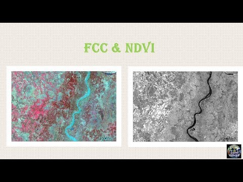 QGIS 2.18 (MOST STABLE) : UNSUPERVISED CLASSIFICATION -NDVI