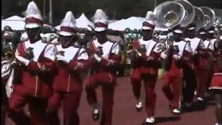 KSU/CAU Marching In (2009)