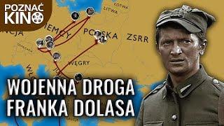 Wojenna droga Franka Dolasa | Poznać kino [feat. Inna historia]